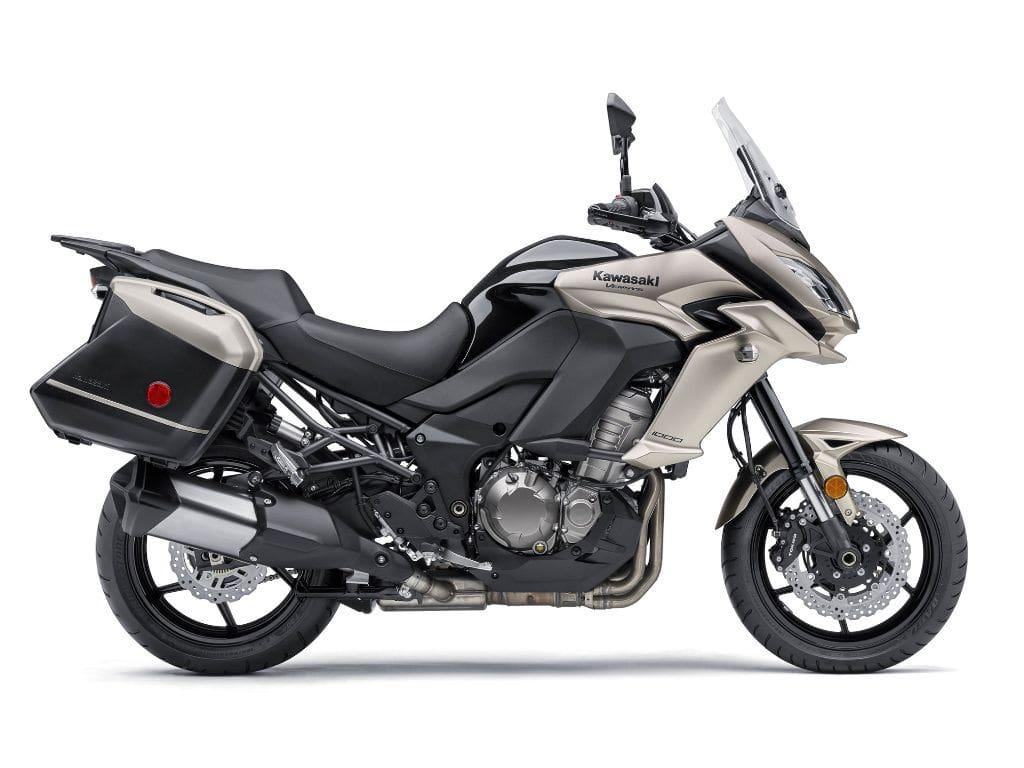 Kawasaki Versys 1000 Diluncurkan Dalam Dua Warna Baru