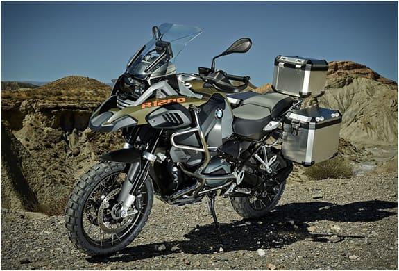 BMW diperkenalkan R1200 GS
