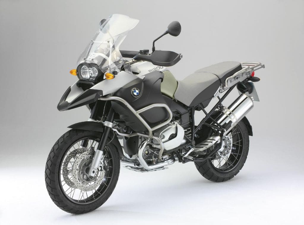BMW R1200GS di Indonesia Kena Recall!