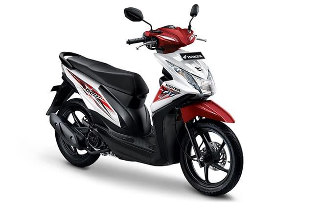 Honda Beat Lama Tidak Diskon