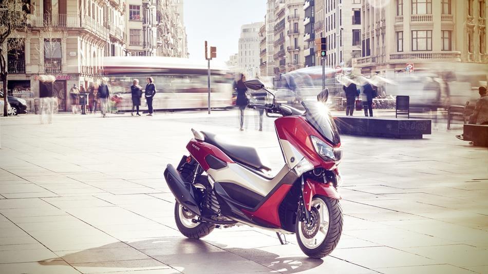 Yamaha NMax 250 Akan Hadir di Tanah Indonesia Bulan Agustus 2016