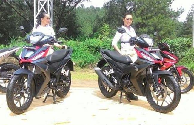 Honda Supra GTR 150 Menerobos Masuk Indonesia