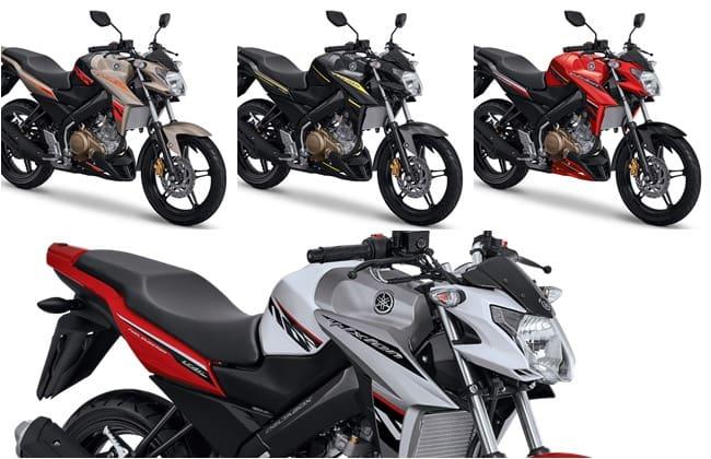 Yamaha New V-ixion Advance Kenakan Warna Baru, Harganya Rp 25 Jutaan