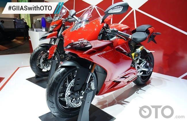 Ducati Berhasil Bukukan 33 Unit Sepanjang GIIAS 2016