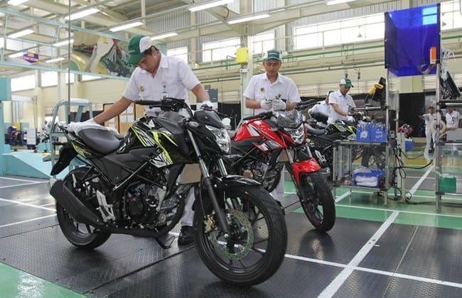 Warna Baru New Honda CB150R StreetFire Di Indonesia