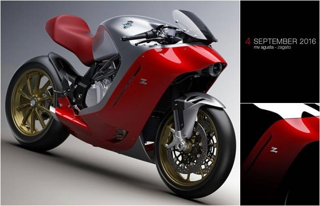 MV AGUSTA F4Z, Superbike Eksentrik Ala Zagato