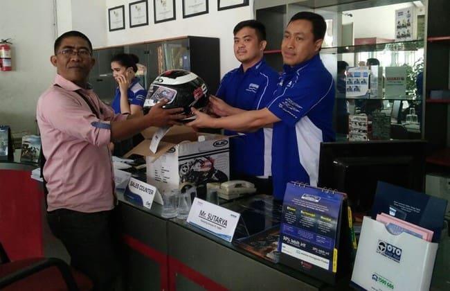 Yamaha Beri Potongan Cicilan dan Kejutan Di Hari Pelanggan