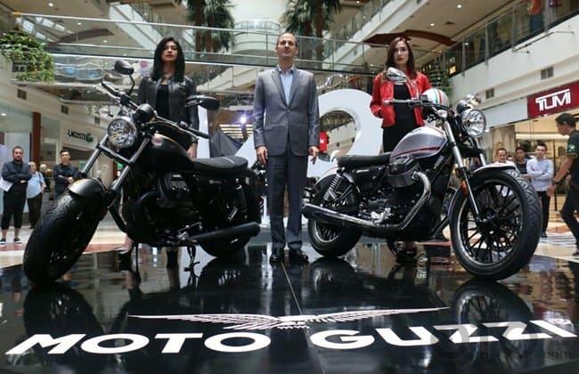 Moto Guzzi V9 Resmi Mengaspal, Harga Mulai Rp 492 Jutaan
