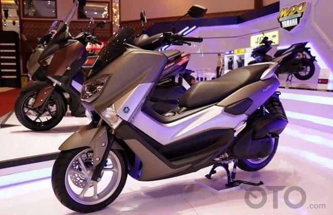 Harga Yamaha NMax Bekas