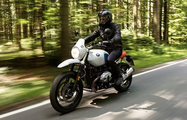 R nineT Urban G/S Lengkapi Varian Heritage BMW