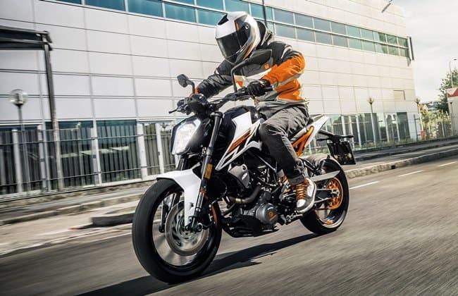 Tampilan KTM Duke 250 Berubah Jadi Lebih Agresif