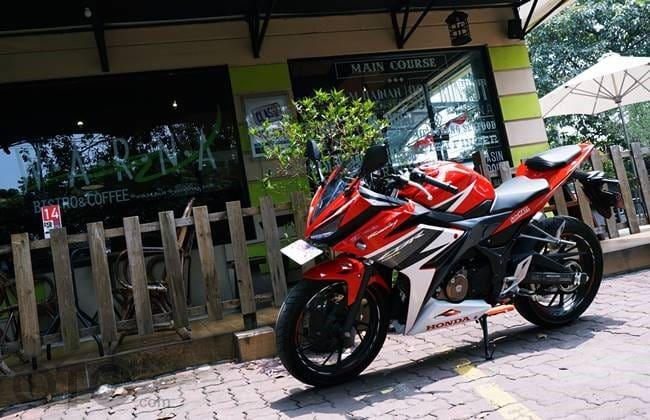 5 Fitur Modern Di All New Honda CBR150R