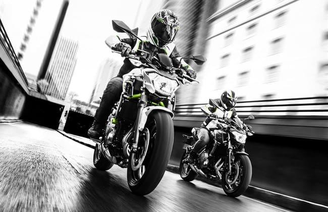 Mesin Kawasaki Z650 Terbaru