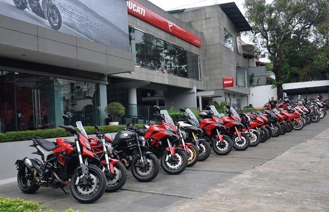 Komunitas Ducati Jadi Makin \'Sayang\' Motor Setelah Coaching Clinic