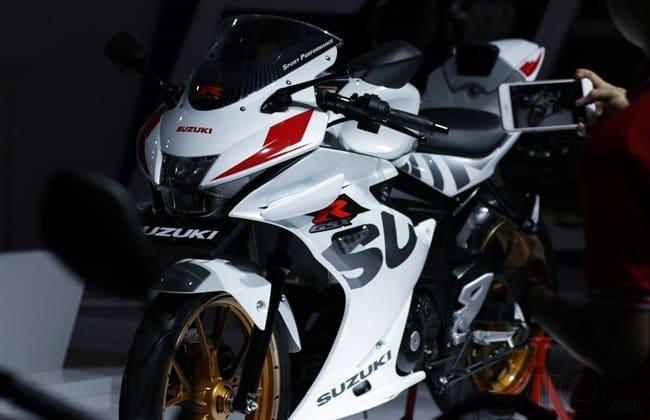 Tujuh Nilai Lebih Suzuki GSX-R150