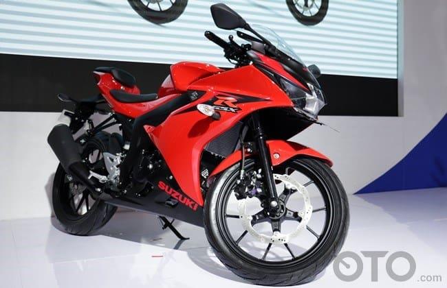 Februari, Suzuki Luncurkan GSX-R150 dan S150