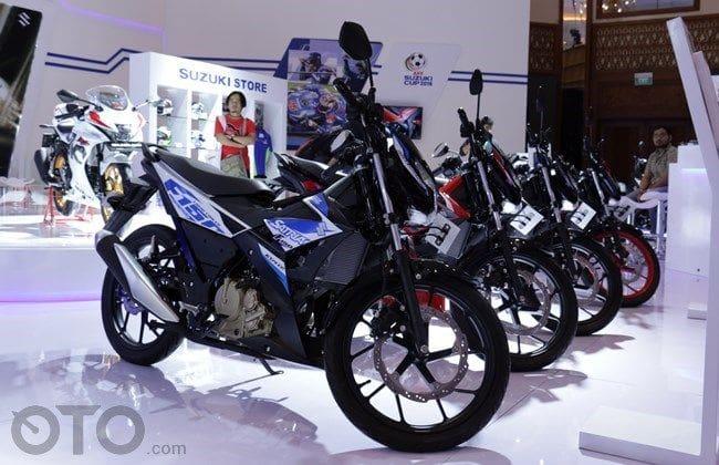 Mencari Motor Backbone Terbaik: Suzuki Satria F150 VS Honda Sonic 150R VS Yamaha MX King