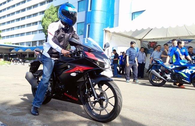 Selain Harga GSX-R150 Lebih Terjangkau, Suzuki Juga Yakinkan Dealer
