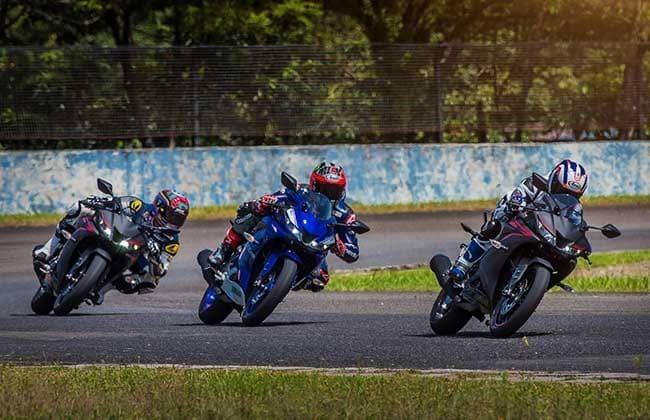 Yamaha R15 vs Suzuki GSX-R150 vs CBR150R, Mana Yang Terlaris?