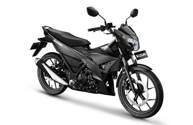 Perang Ayam Jago, Honda Sonic Vs Suzuki Satria