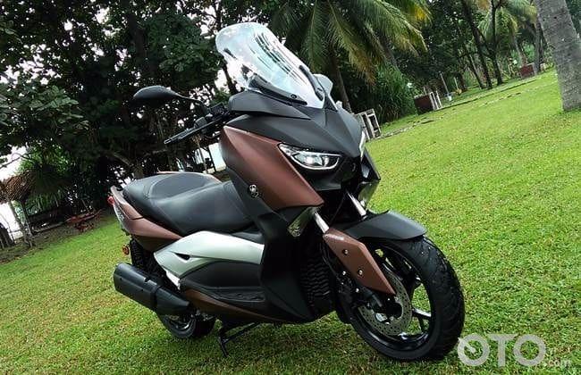 Order Online Yamaha Xmax Dibuka Lagi, Cuma Satu Hari