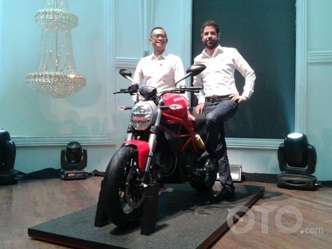 Ducati Siap Garap Sumatra dan Bali