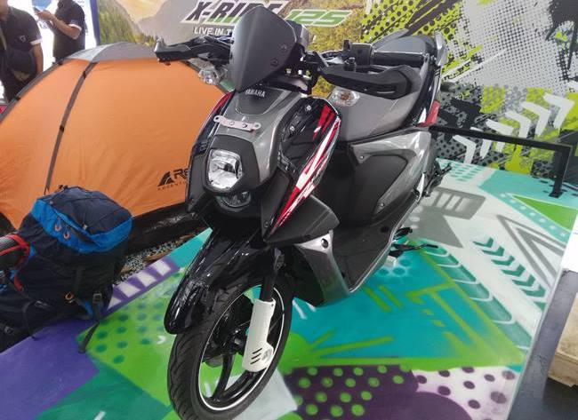 5 Hal Yang Perlu Diketahui dari Yamaha X-Ride 125
