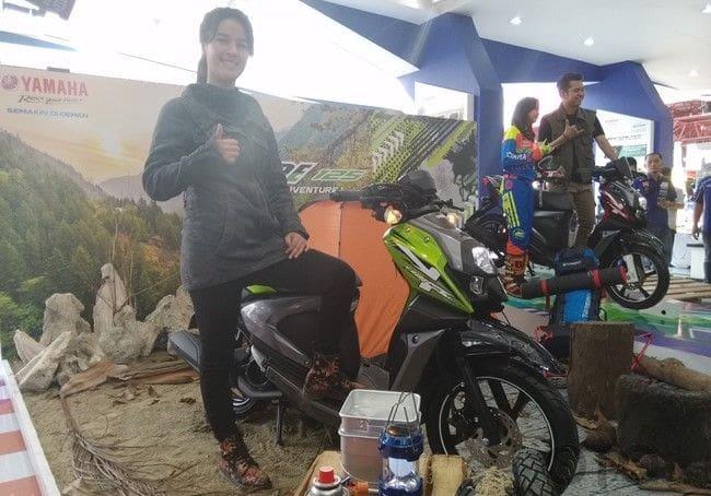 Yamaha X-Ride Naik Kelas Dengan Mesin 125 cc