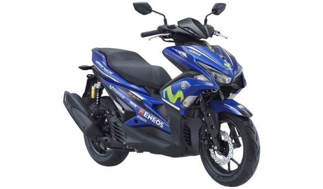 Yamaha Aerox 155 VVA, Cocok Ditunggangi Siapa?