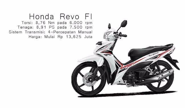 Honda Revo Tetap Laris Walau Banyak Kekurangan