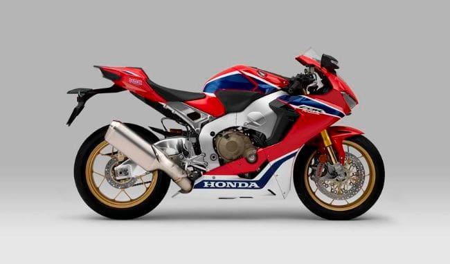 Honda CBR 1000RR 2020