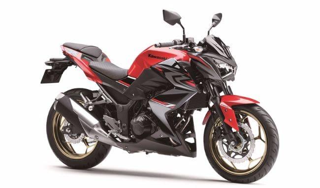 Kawasaki Z250, Lima Hal yang Perlu Diketahui