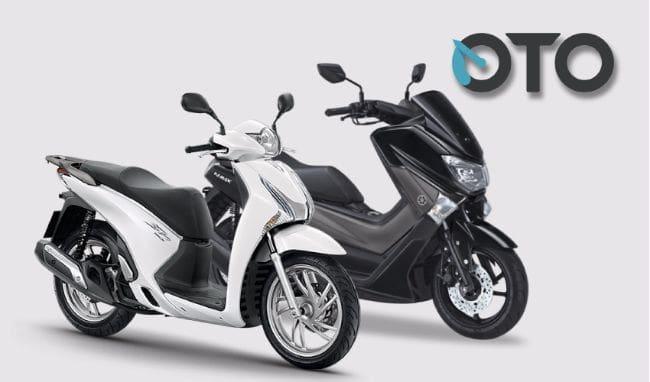 Pilihan Skutik Premium 150 cc: Yamaha Nmax vs Honda SH150i