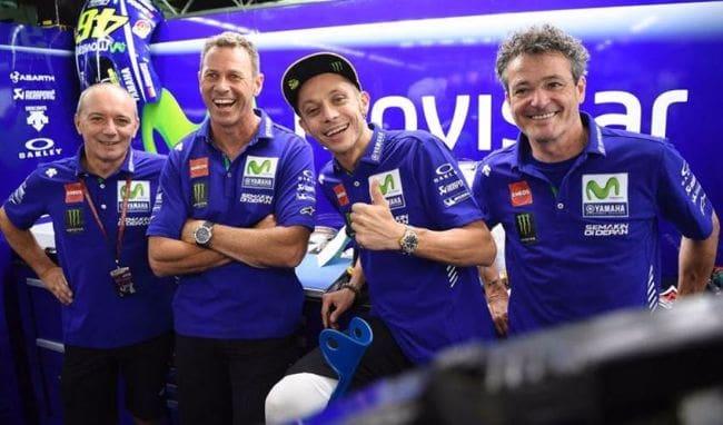 MotoGP: Rossi Gandeng Kepala Mekanik Baru yang Minim Pengalaman