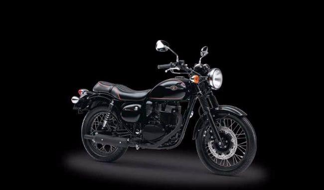 Apa Kabar Kawasaki Estrella 175?