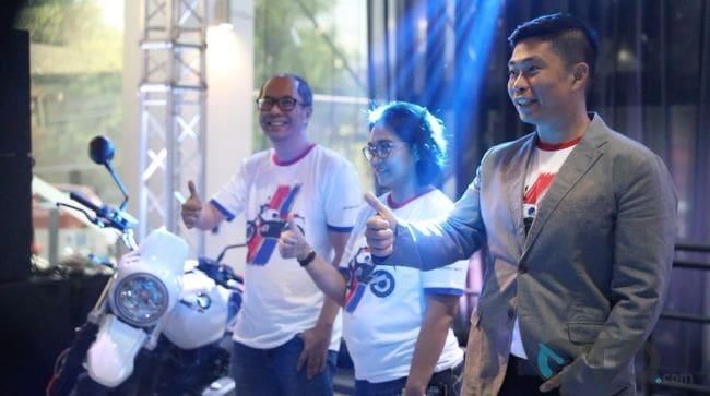 BMW Motorrad Indonesia Luncurkan K1600B dan RnineT Urban GS