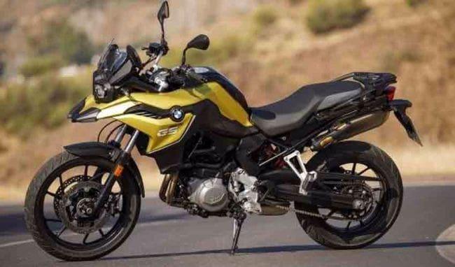 BMW Motorrad F750GS Dan F850GS, Beda Nama Beda Performa