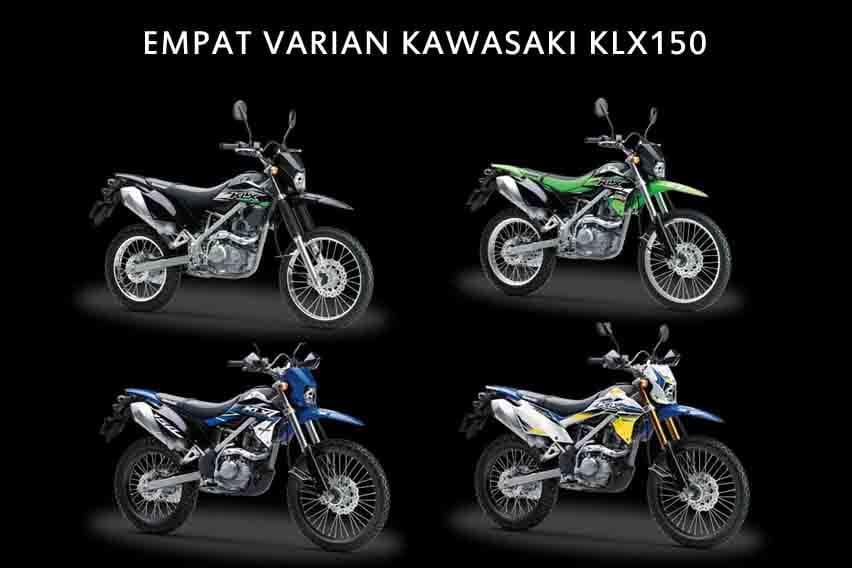 varian kawasaki KLX150