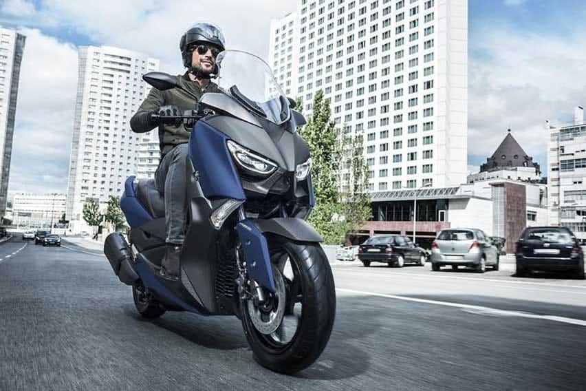10 Hal Menarik dari Yamaha XMax 250