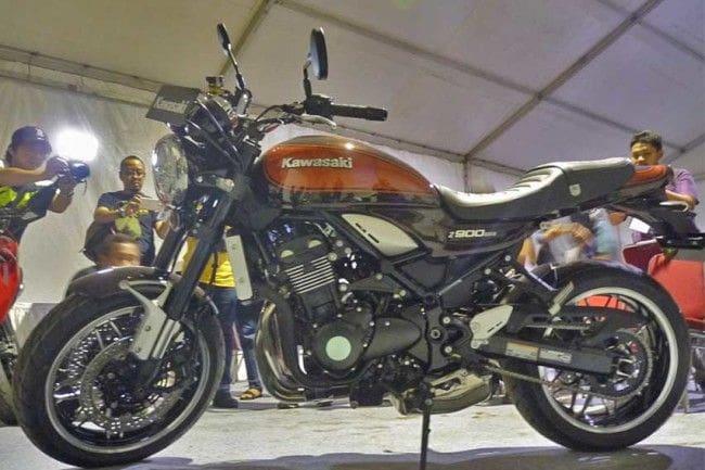 Kenali Ragam Naked Bike Kawasaki Z-Series