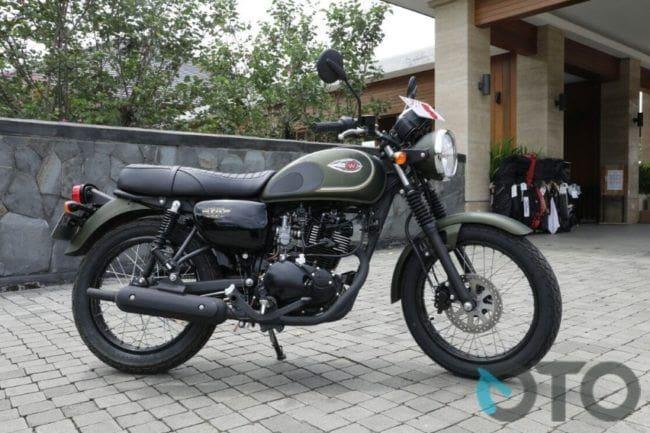 5 Alasan Kawasaki W175 Cocok Untuk Anak Muda