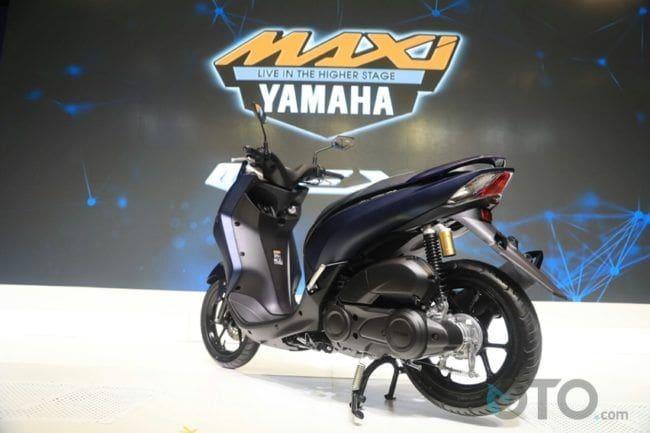 Yamaha Lexi 125 VVA, Cocok Untuk Ojek Online