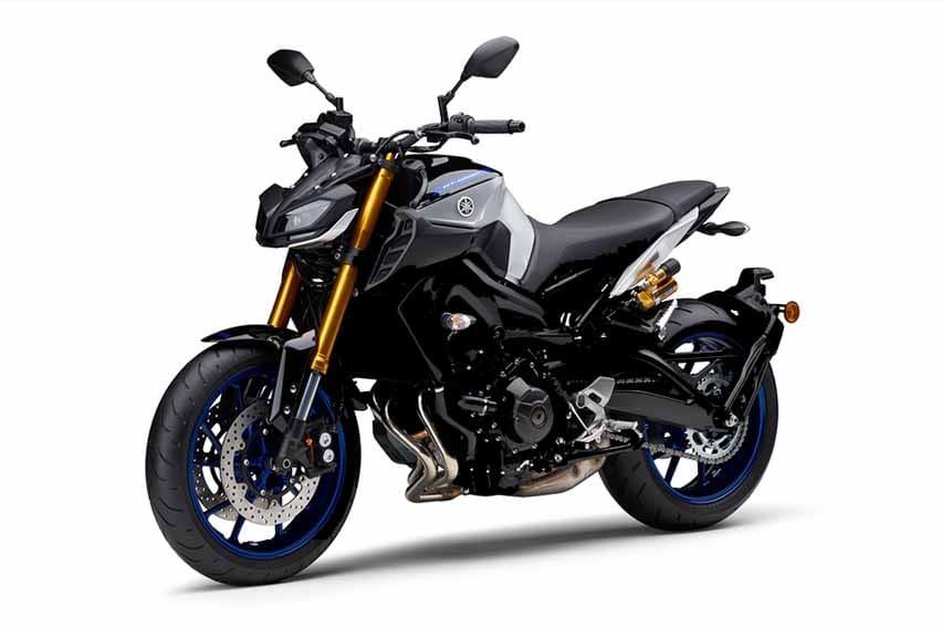 Lima Kelebihan Yamaha MT09 SP