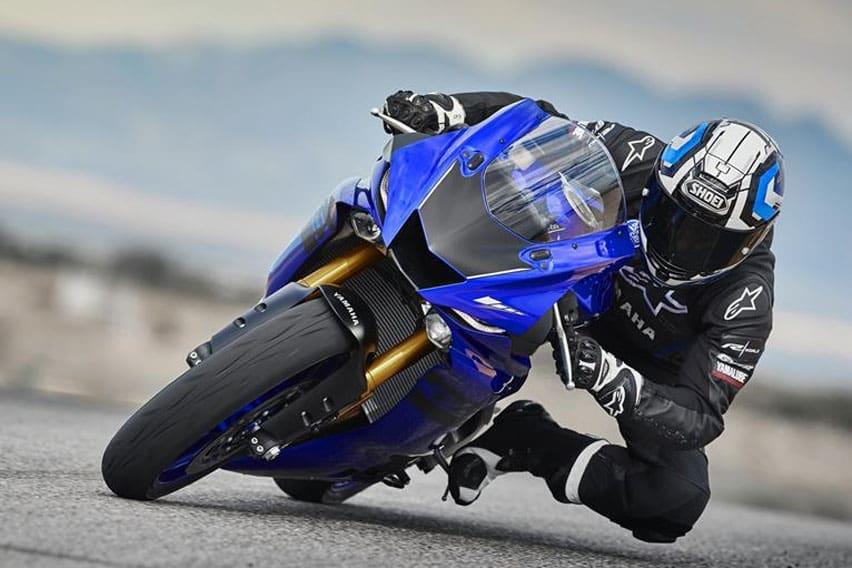 Yamaha R6 baru