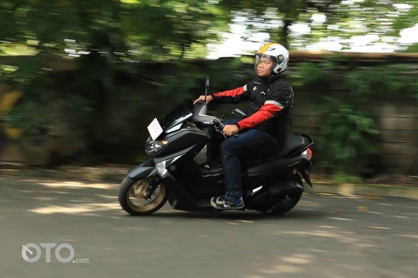 Test Ride Yamaha NMax 2018: Berapa Konsumsi Bahan Bakarnya?