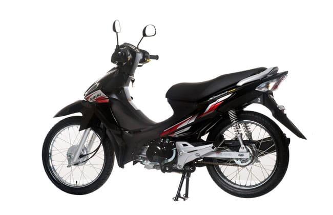 Top 3 Reasons to buy Suzuki Smash
