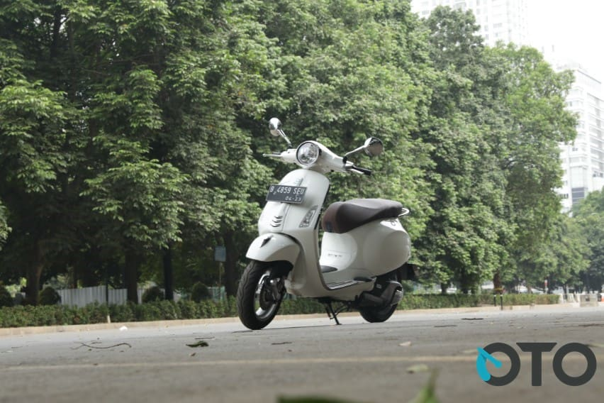 Test Ride Vespa Primavera ABS, Melebihi Logika (Part 1)