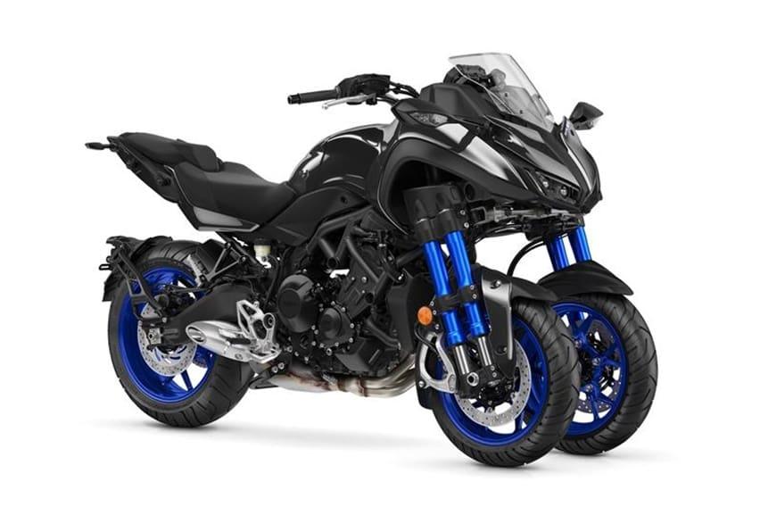 Yamaha Niken Resmi Meluncur, Rp 256 Juta, 850 cc, Tiga Roda