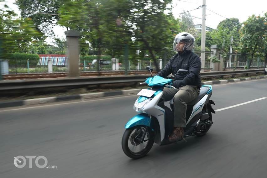 Yamaha Mio S 2018