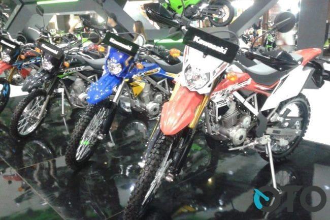 Mulai Rp 10 jutaan, Ini Opsi Motor Trail 150 cc Bekas Untuk Bahan Modifikasi